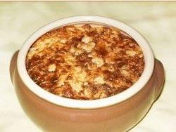 каша в горшочках в духовке рецепты рисовая