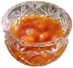 Морковный пирог с абрикосами