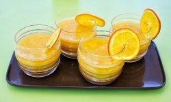 Крюшон безалкогольный «Апельсиновый»