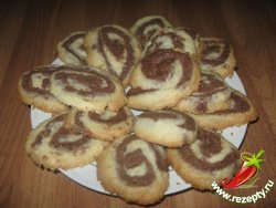 Печенье «Улитка»