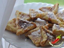 Печенье Ушки Амана