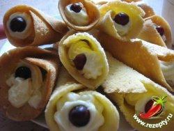 Пирожное «Каллы»