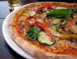 Пицца из пророщенных семян