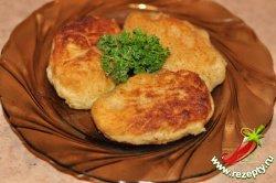 Рецепт картофельных зраз
