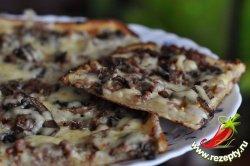 Рецепт теста для пиццы на кефире