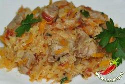 Рецепт тушёной капусты с мясом
