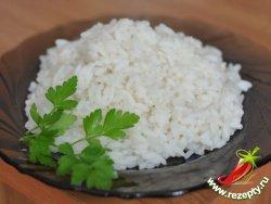 Рис рассыпчатый простой