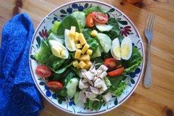 Салат с тунцом: рецепт