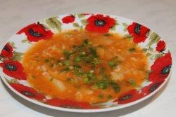 Традиционный суп  Харчо в мультиварке