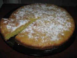 Пирог «Сметанный»
