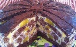 Шоколадный торт: рецепт для всей семьи