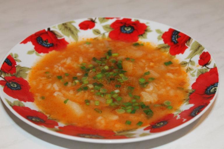 рецепты супа харчо в мультиварке поларис