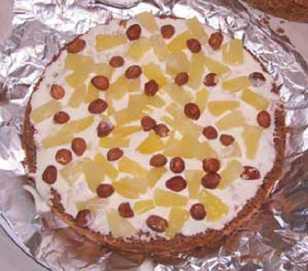 Как приготовить торт панчо с фото поочередно