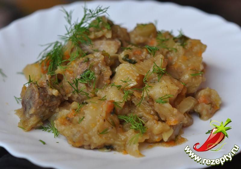 Блюда из картофеля рецепты с фото на RussianFoodcom