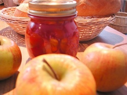 Рецепты: яблочное варенье