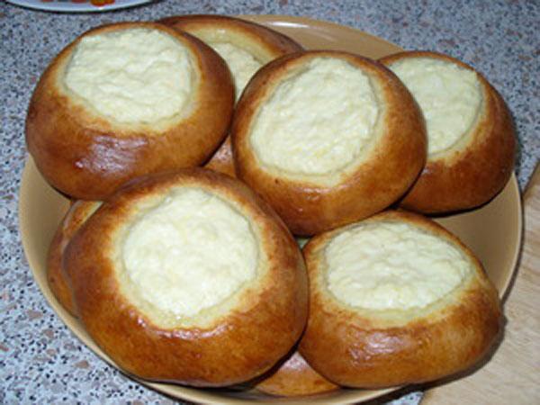 тонкие пирожки с картошкой Лапти рецепт приготовления