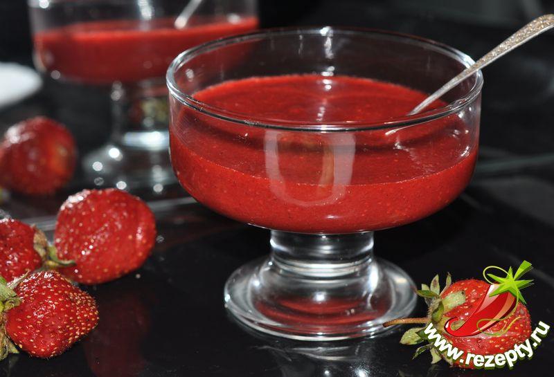 фруктовый соус к мясу рецепт с фото