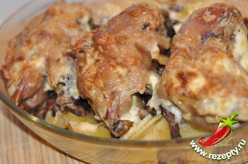 Свиные ножки в духовке рецепт с фото