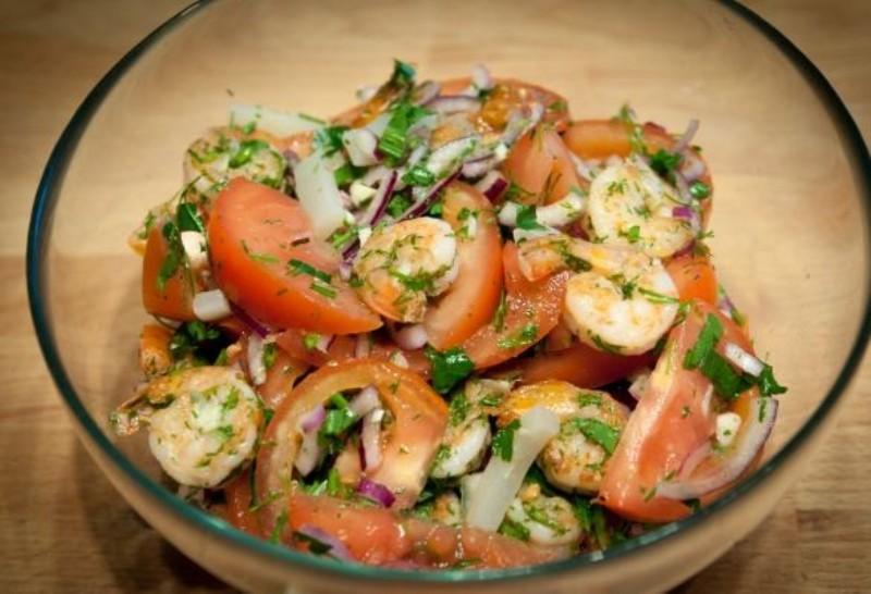 Завершить салат