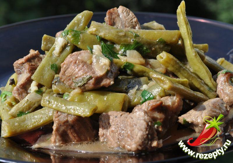 лобио рецепт приготовления с мясом